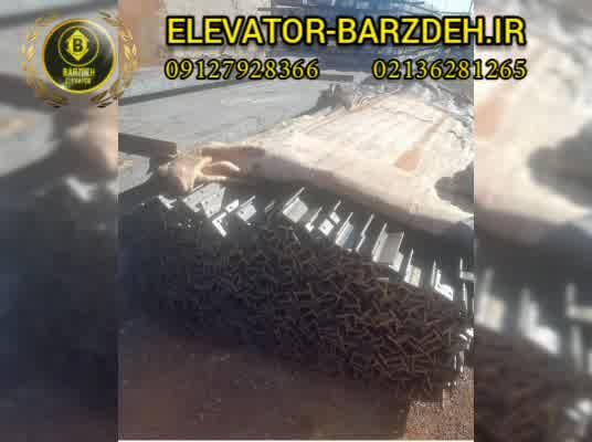 ریل آسانسور ساورا در ابعاد تی 16-( t16) قیمت خرید فروش اسپانیا