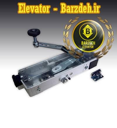 قفل درب آسانسور ایستا راست قیمت خرید فروش