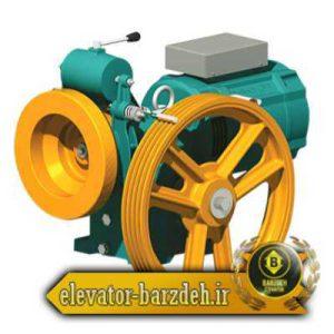 موتور آسانسور بهران 3VF - 5/5 قیمت خرید فروش
