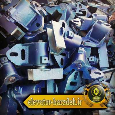 کفشک چدنی آهنی آسانسور آهن چدن قیمت خرید فروش