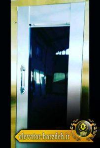 درب لولایی سنگین آسانسور قیمت خرید فروش