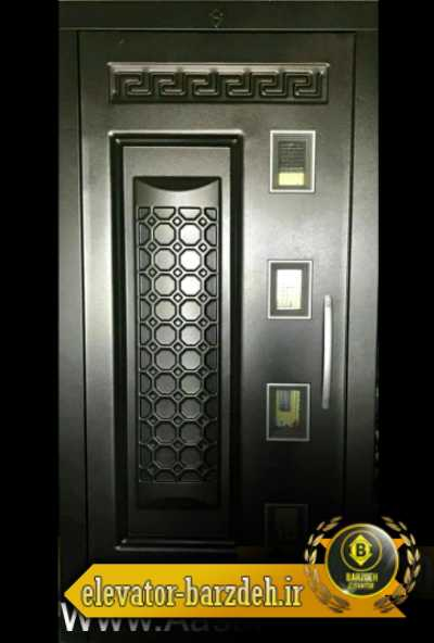 درب لولایی زنبوری آسانسور در عرض 70 قیمت خرید فروش