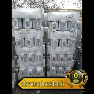 وزنه سیمانی آسانسور 27 قیمت خرید فروش