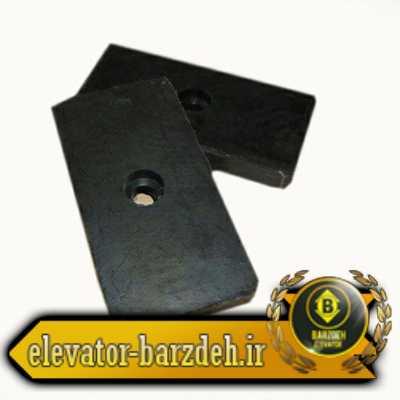 لاستیک تخت زیر موتور آسانسور قیمت خرید فروش