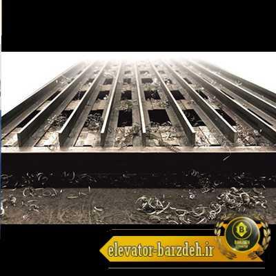 ریل آسانسور اوزریل در ابعاد تی 16-( t16) قیمت خرید فروش