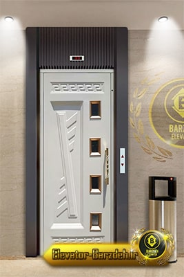 درب لولایی آسانسور ، قیمت درب لولایی ، خرید درب لولایی ، قیمت درب اتوماتیک آسانسور